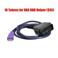 10 Tokens for VAG OBD Helper Calculate 4th IMMO EEPROM via OBD