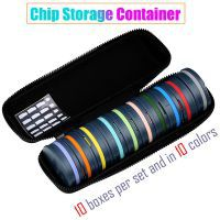 2M2 Magic Tank Chip Storage Box 10pcs/Set