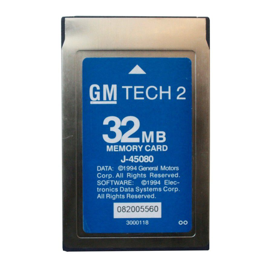 32MB Card for GM TECH2 Six Software Availiable(GM,OPEL,SAAB,ISUZU,Holden,SUZUKI) B