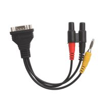 Universal 3Pin Connect Cable for X431 IV/DIAGUN III/X431 PAD /X431 IDiag