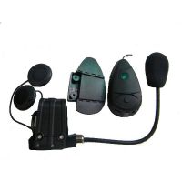 500m Motorcycle Helmet Headsets Intercom Bluetooth Handsfree Kit 2pcs/lot