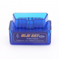 5pcs AUGOCOM MINI ELM327 Bluetooth OBD2 Hardware V1.5