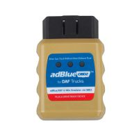Ad-blue-OBD2 Emulator for DAF Trucks Plug and Drive Ready Device by OBD2