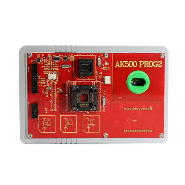 AK500PRO2 AK500 Pro2 Super Car Key Programmer For Mercedes Benz Without Removing ESL ECU