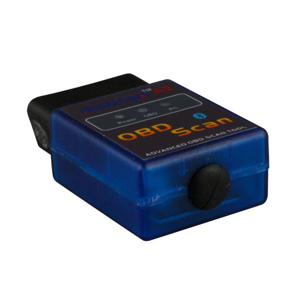 AUGOCOM A2 ELM327 Vgate Scan Advanced OBD2 Bluetooth Scan Tool V2.1(Support Android And Symbian)