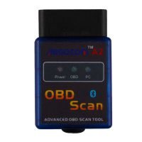 5pcs AUGOCOM A2 ELM327 Vgate OBD2 Bluetooth Scan Tool Support Android And Symbian