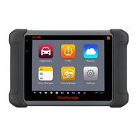 Autel MaxiSYS MS906TS Diagnostic Tool Comprehensive TPMS & Wireless VCI Service Upgrade of MS906 & MS906BT Scanner