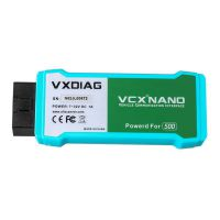 VXDIAG VCX NANO for LandRover/Jaguar 2 in 1 WIFI Auto Diagnostic Scan Tool 10inch Tablet Full System Diagnostic Scan Tool