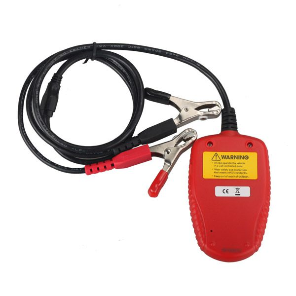 QUICKLYNKS BA101 Automotive 12V Vehicle Battery Tester