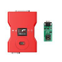 CGDI Prog MB Benz Key Programmer For All Keys Lost with ELV Repair Adapter with Free OEM BMW FEM-BDC 8-PIN Adapter