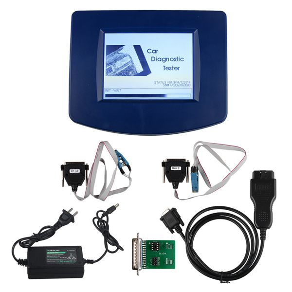 Main Unit of V4.94 Digiprog III Digiprog 3 Odometer Programmer with OBD2 ST01 ST04 Cable