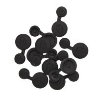 Button Rubber for Citroen 10pcs/lot