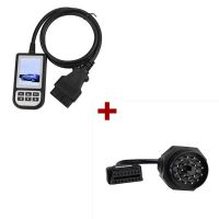 Creator C110 V6.0 BMW Code Reader with BMW 20 Pin Connector