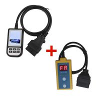 Creator C110 V4.3 BMW Code Reader Plus BMW B800 Airbag Scan/Reset Tool