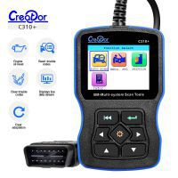 Creator C310+ Code Scanner for BMW/Mini Multi System Scan Tool V11.7 Update Online