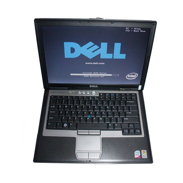MB SD C4 Software Installed on Dell D630 Laptop 4G Memory Support Offline Coding Ready to Use