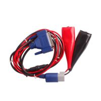 DEUTSCH 3pin Cable+Special Red and Black Big Clip for DPA5 Scanner
