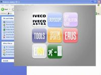 EASY E.A.SY (Electronic Advanced System) Software with Keygen for IVECO with database