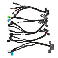 EIS ELV Test cables for Mercedes Works Together with VVDI MB BGA TOOL ( 5 in 1)