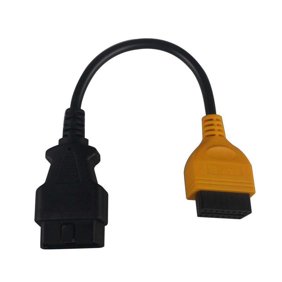 ECU Scan Adaptors for Fiat Connect Cable (3pcs/ set)