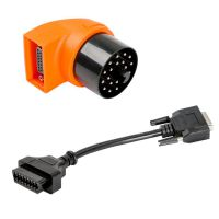 Foxwell BMW 20 Pin and Extension Cable for Foxwell NT510 / NT520 Pro Multi-System Scanner