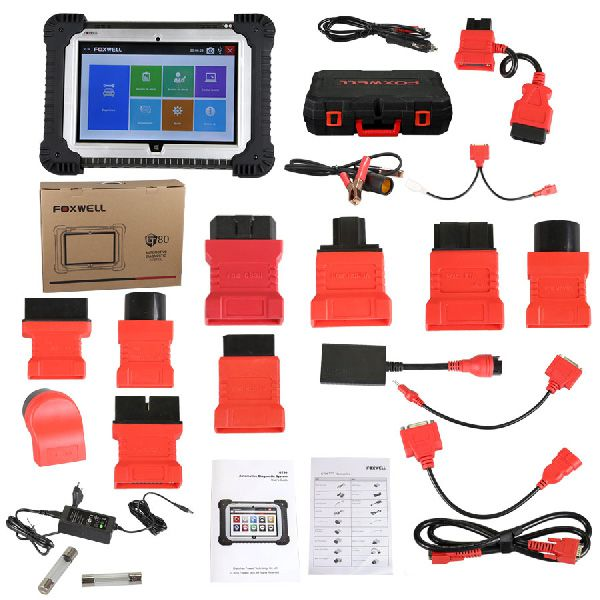 Promotion! Foxwell GT80 Next Generation Diagnostic Platform Free Shipping by Express