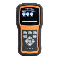 Foxwell NT520 Pro Multi-System Scanner with Free Mercedes Benz Software and Extra Foxwell Benz 38Pin and Extension Cable