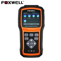 FOXWELL NT630 Elite OBD2 ABS SRS SAS Diagnostic Tool OBD II Code Reader Automotive Scanner Airbag ABS Brake Bleed Scan Tool
