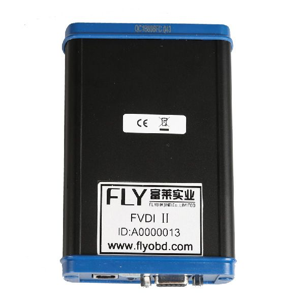 2017 FVDI2 FVDI 2 ABRITES Commander for Volvo V4.3 Software USB Dongle