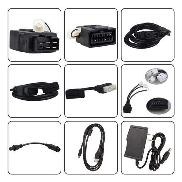 New Arrival V2.02 GDS VCI Diagnostic Tool for Hyundai and Kia Buy SP196-C/SP196-D Instead