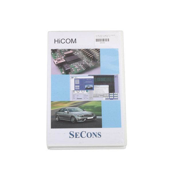 HiCOM OBD2 Professional Diagnostic Scanner for Hyundai and Kia