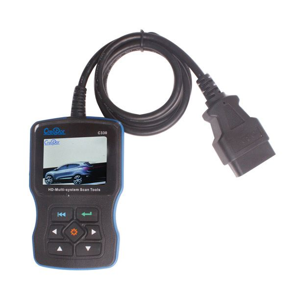 Creator C330 System Scanner for Honda/Acura Free Shipping