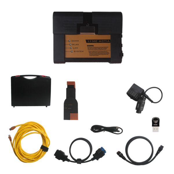 2017 ICOM A2+B+C For BMW Diagnostic & Programming Tool Without Software