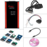 V84 Iprog+ Pro Programmer Support IMMO + Mileage Correction + Airbag Reset
