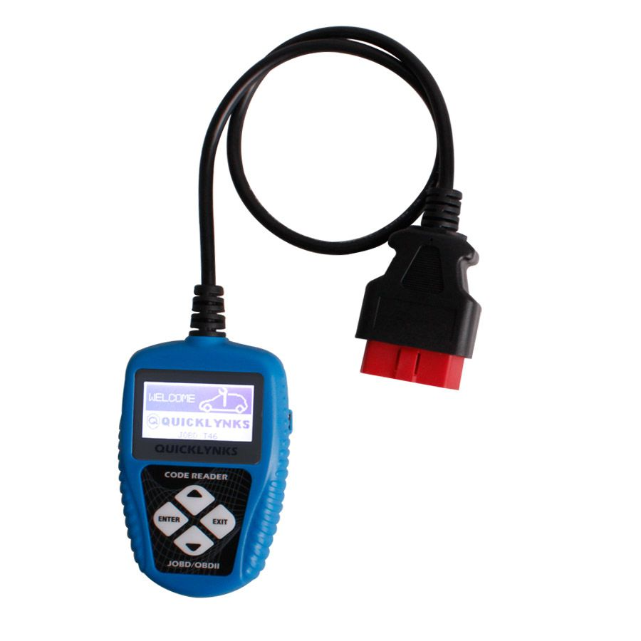 T46 JOBD OBDII EOBD Japanese Vehicle Auto Code Reader