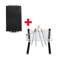 New V2.37 FW V4.036 KESS V2 Unlimited Token Version Plus LED BDM Frame with 4 Probes Mesh