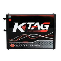 KTAG V7.020 Red PCB Firmware K-TAG 7.020 Master Software V2.25 EU Online Version No Tokens Limitation