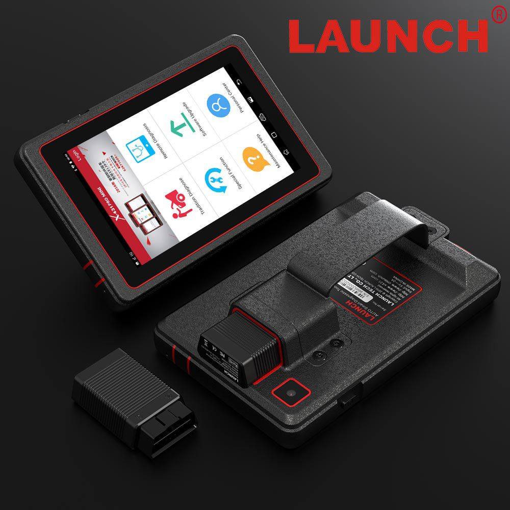 Launch X431 Pro Mini Bluetooth With 2 Years Free Update Online Ship from US/UK