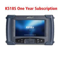 Lonsdor K518S Full Version One Year Update Subscription After 180 Days Trial Period