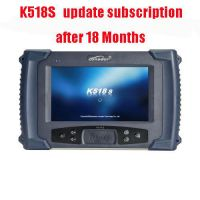 Lonsdor K518S Yearly Update Subscription After 18 Months