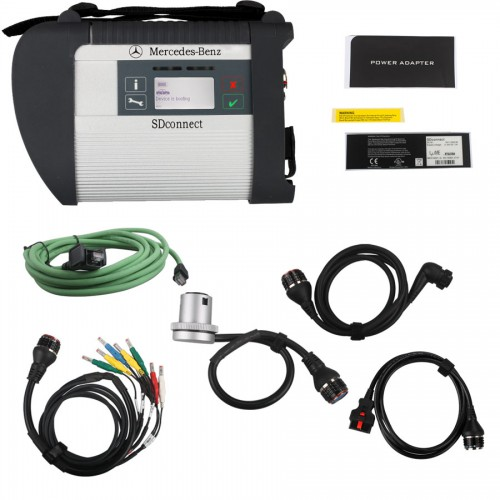 V2020.6 MB SD C4 Connect Compact 4 Star Diagnosis Plus Lenovo X220 Laptop Software Installed Ready to Use