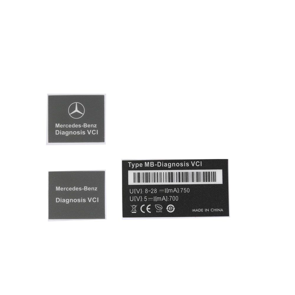 Latest Mercedes Benz C6 OEM DoIP Xentry Diagnosis VCI Multiplexer with Software HDD No Need Activation