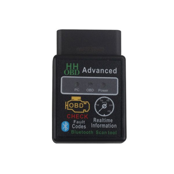 3231Chip V2.1 Mini Bluetooth ELM327 OBD HH OBDII protocolos OBD2 Car Diagnostic Scanner Works on Android/Symbian/Windows