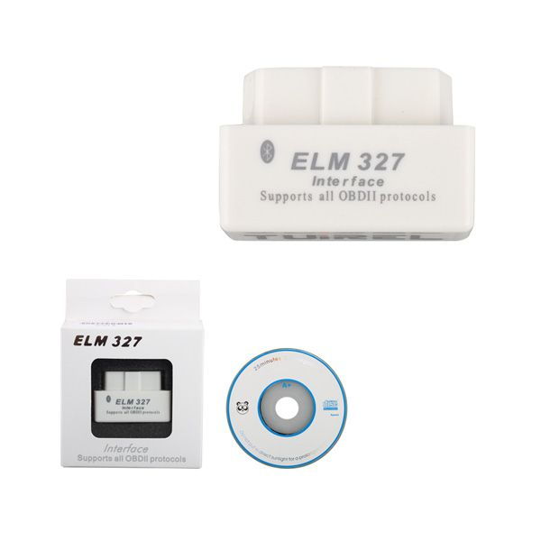MINI ELM327 Bluetooth OBD2 B Version Hardware V1.5 Software V2.1