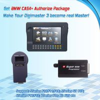CAS4+ Authorize Package Works with Digimaster 3/CKM100 and Super BDM Programmer for BMW