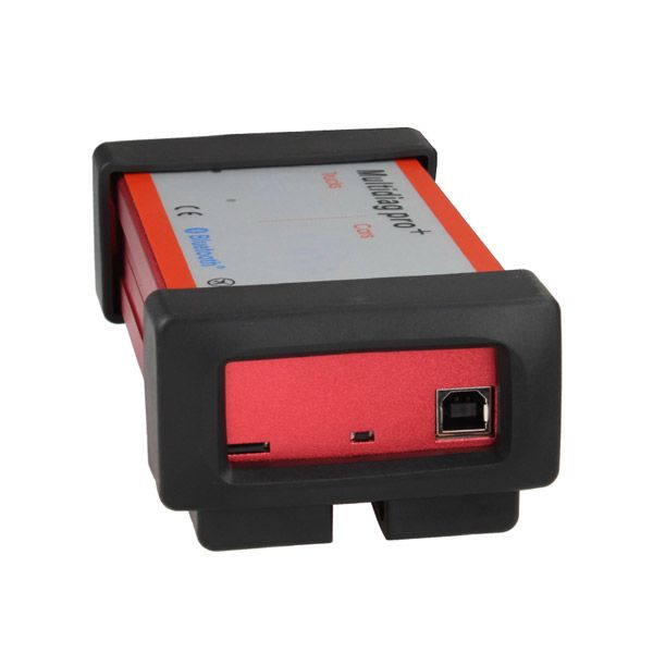 V2016.1 New Design Bluetooth Multidiag Pro+ for Cars/Trucks and OBD2 with 4GB Memory Card