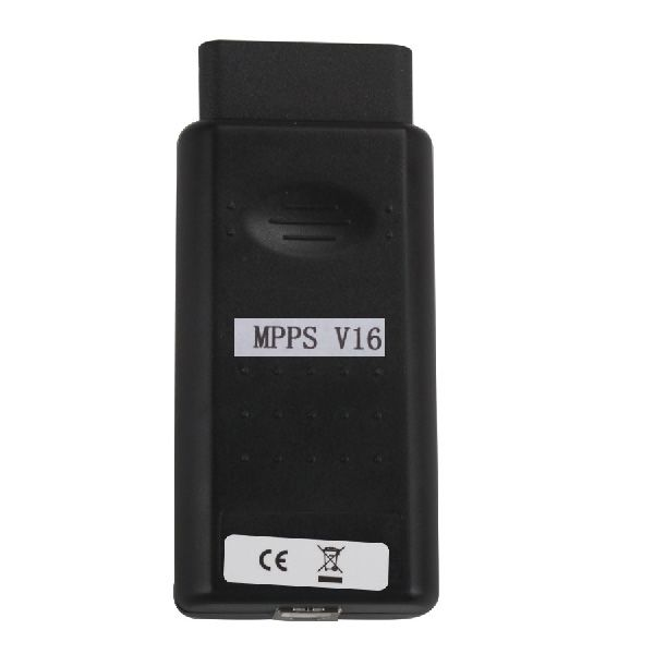 Newest MPPS V16.1.02 ECU Chip Tuning for EDC15 EDC16 EDC17 inkl CHECKSUM