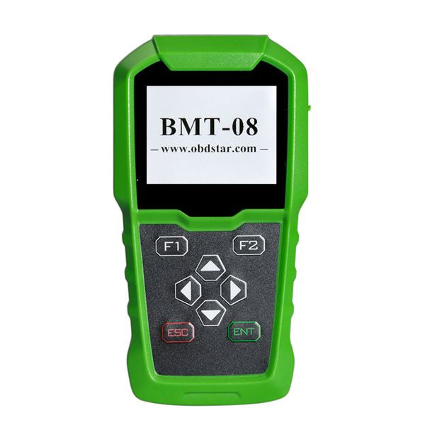OBDSTAR BMT-08 12V/24V Automotive Battery Tester and Battery Matching Tool OBD2 Battery Configuration 100-2000 CCA 220AH