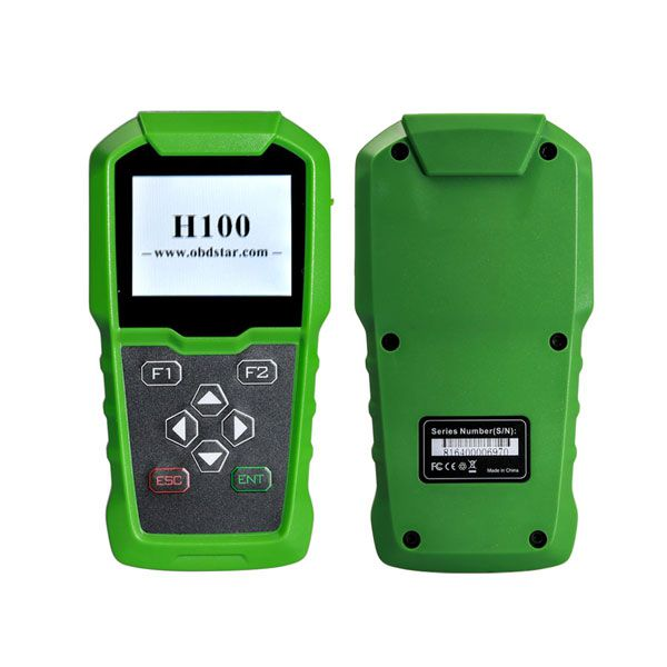 OBDSTAR H100 Ford/Mazda Auto Key Programmer Supports 2017/2018 Models like F150/F250/F350