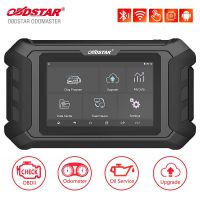 OBDSTAR ODO Master for Odometer Adjustment/Oil Reset/OBDII Functions Update Version of X300M